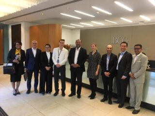 2018 October Malaysia delegation BCG