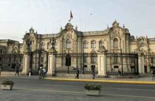 Perú's Government Palace