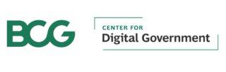 BCG and Center for Digital Government logos