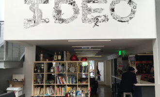 IDEO Make Change event